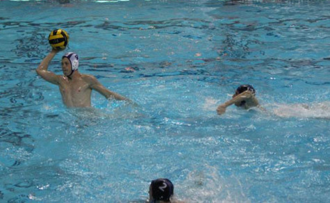 Water Polo finishes fifth in state